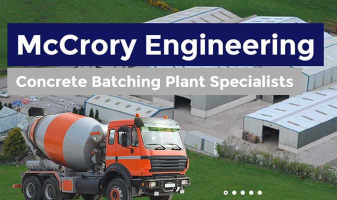 Welcome to our new client McCrory Engineering