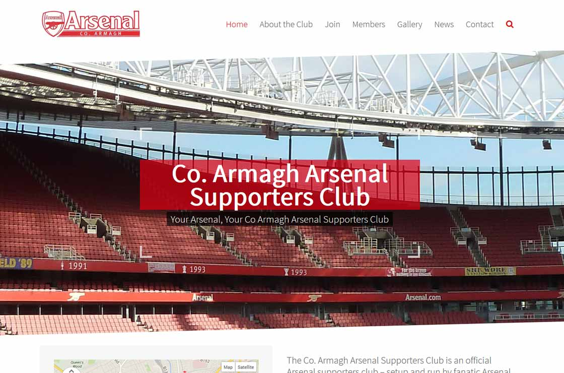 Co Armagh Arsenal