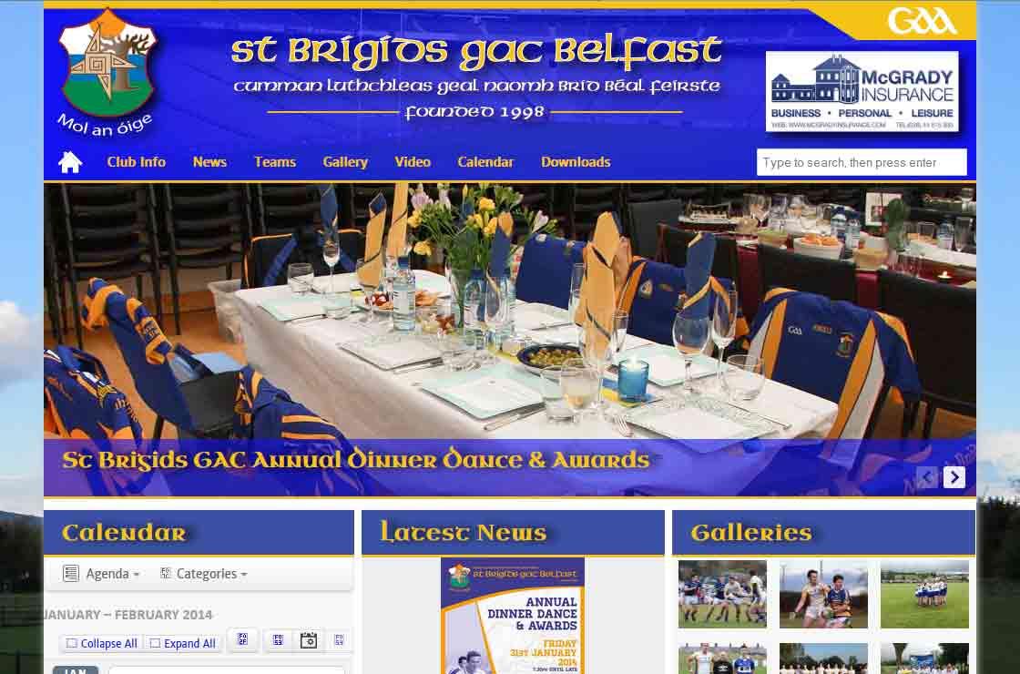 St Brigids GAC